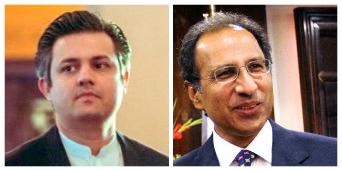 Hammad Azhar Appointed As Finance Minister Hafeez Sheikh