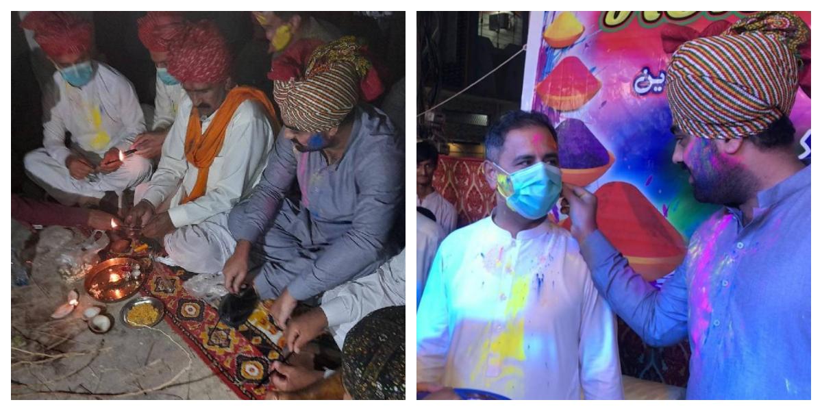 Holi 2021 In Pakistan: Tharparkar Celebrates The festival of Colours