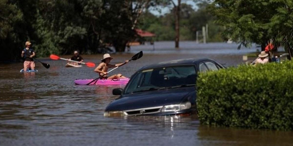 Australia: Pakistani Man Trapped In Vehicle Dies In Floodwaters