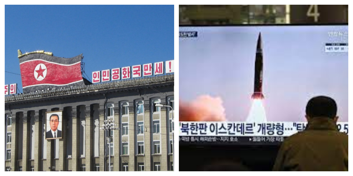 North Korea Accuses UNSC Of 'Double Standard' Over Meeting On Missile Test