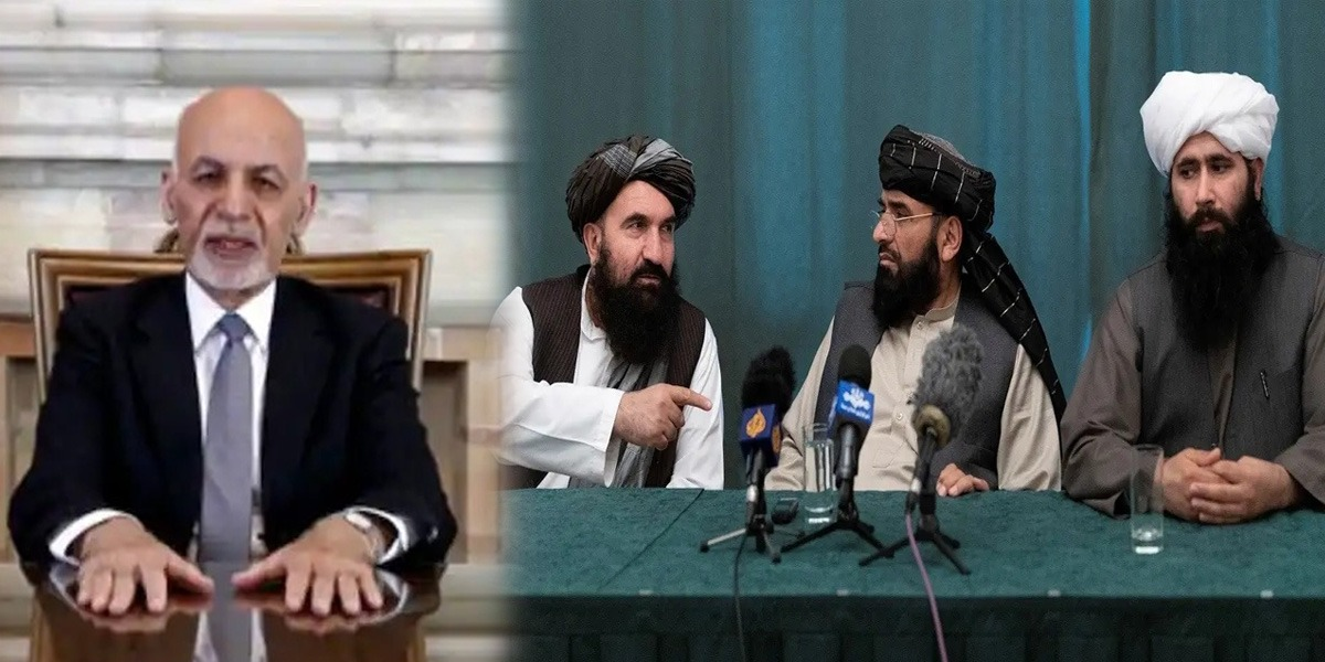 Afghan Taliban Reject Ashraf Ghani's Proposal For New Elections