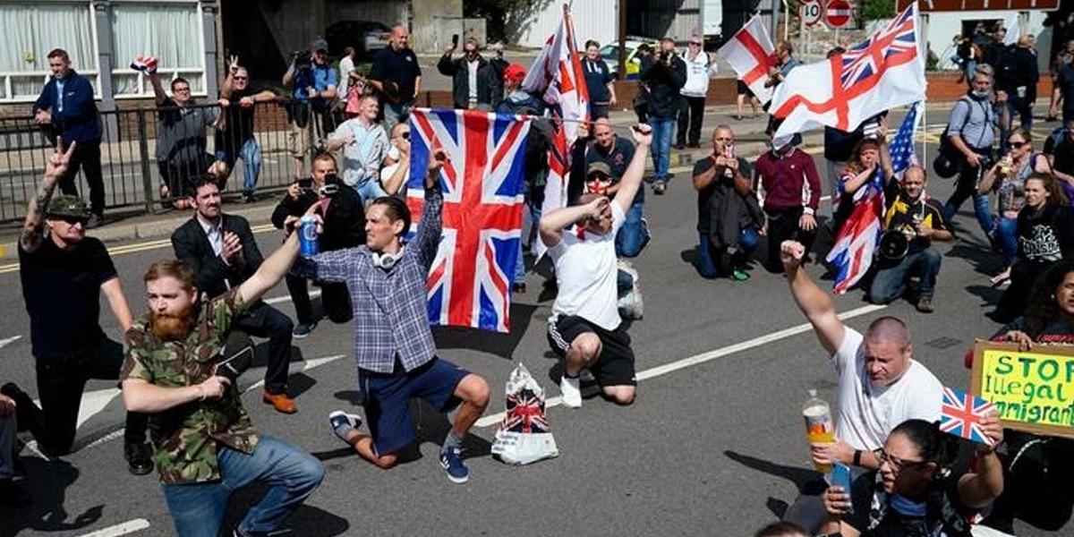 UK Announces Plans To Toughen Asylum Seekers Rules