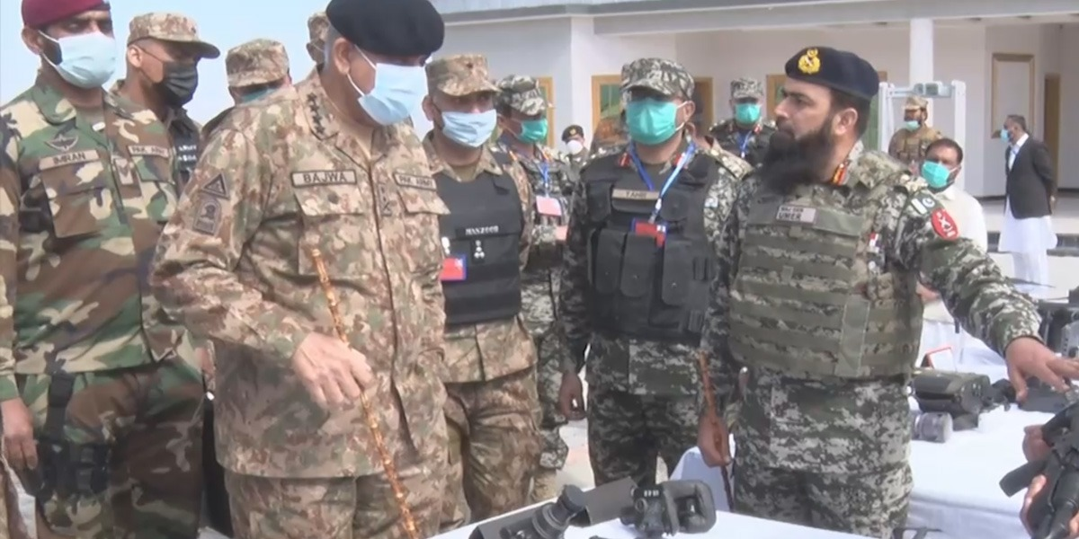 COAS Visits North and South Waziristan Districts