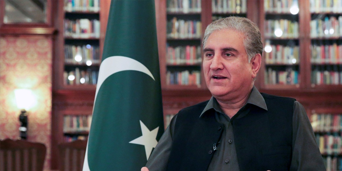 FM Qureshi Says Pakistan Attaches 'Great Importance' To Relations With US