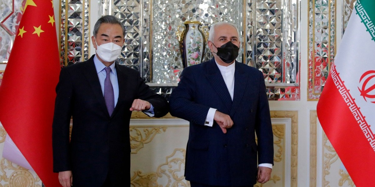 Iran And China Pen 25-Year Strategic Cooperation Pact