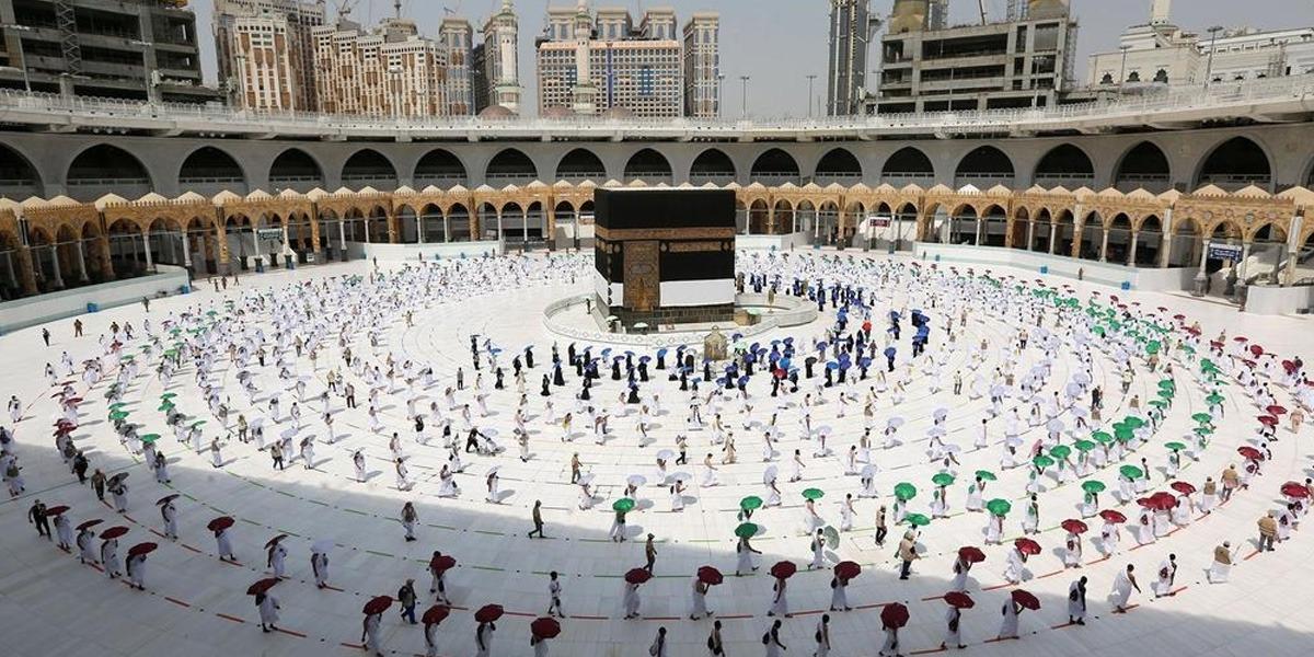 Ramadan 2021: Umrah Pilgrims Must Have COVID Vaccine Shots