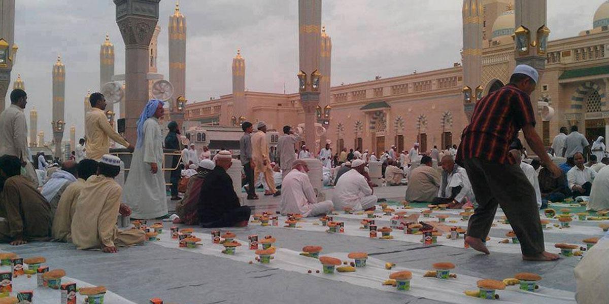 Saudi Arab Bans Iftar Gatherings, I'tikaf In Masjid Al-Haram And Masjid Al-Nabawi