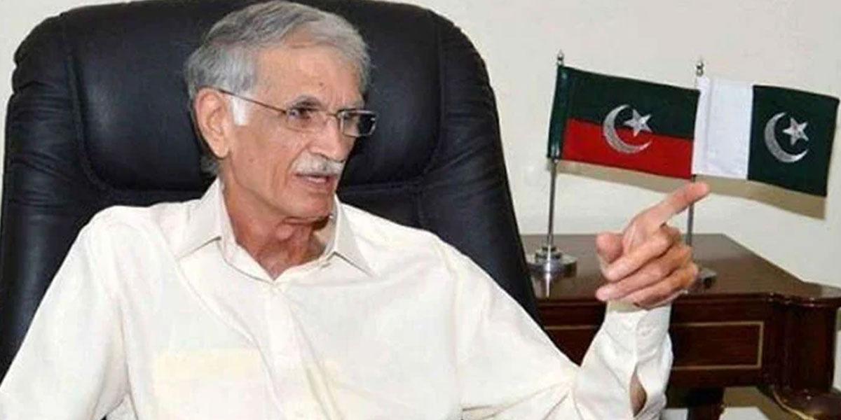 Defence Minister Parvez Khattak Tests Covid Positive