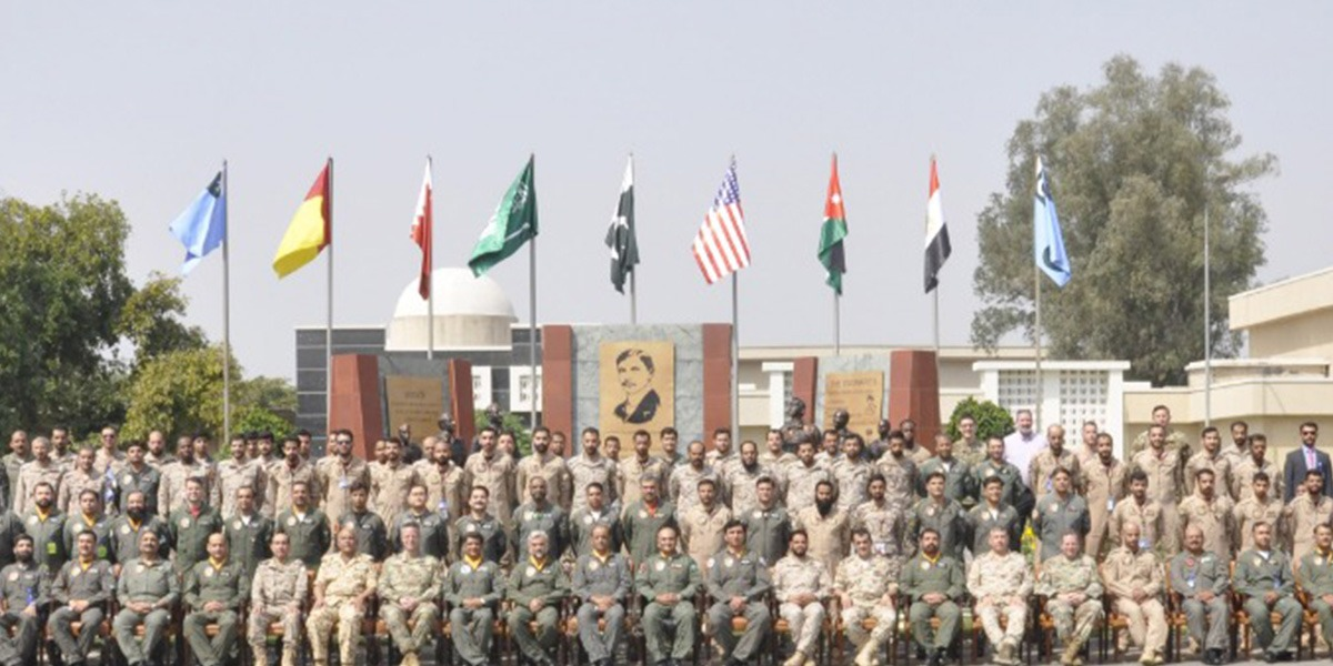 Multi-National Air Exercise Aces Mate-2021 Launched at PAF Operational Air Base