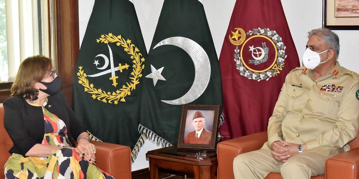 EU, Canada Appreciate Pakistan's Role In Regional Stability