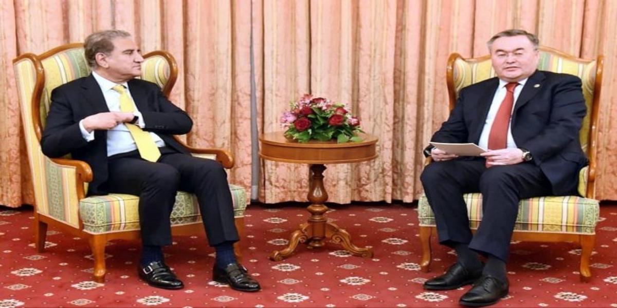 "Pakistan, Kazakhstan Agree To Strengthen ""Institutional Mechanisms"