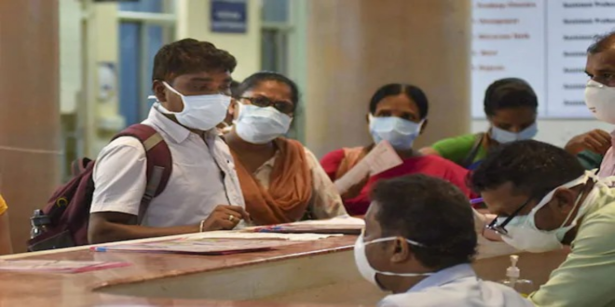 India: 29,000 Cases Of Virus Reported In A Single Day After 3 Months