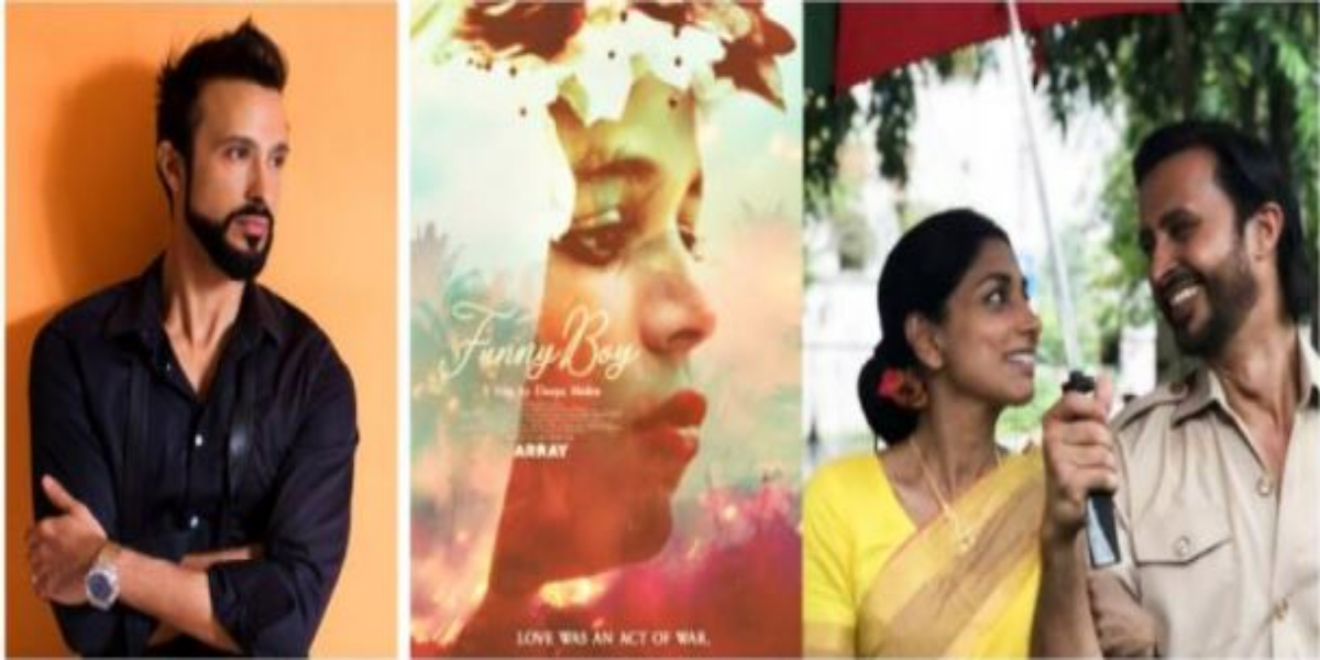 Pakistani Actor Ali Kazmi's Film 'Funny Boy' Gets Qualified For Oscar