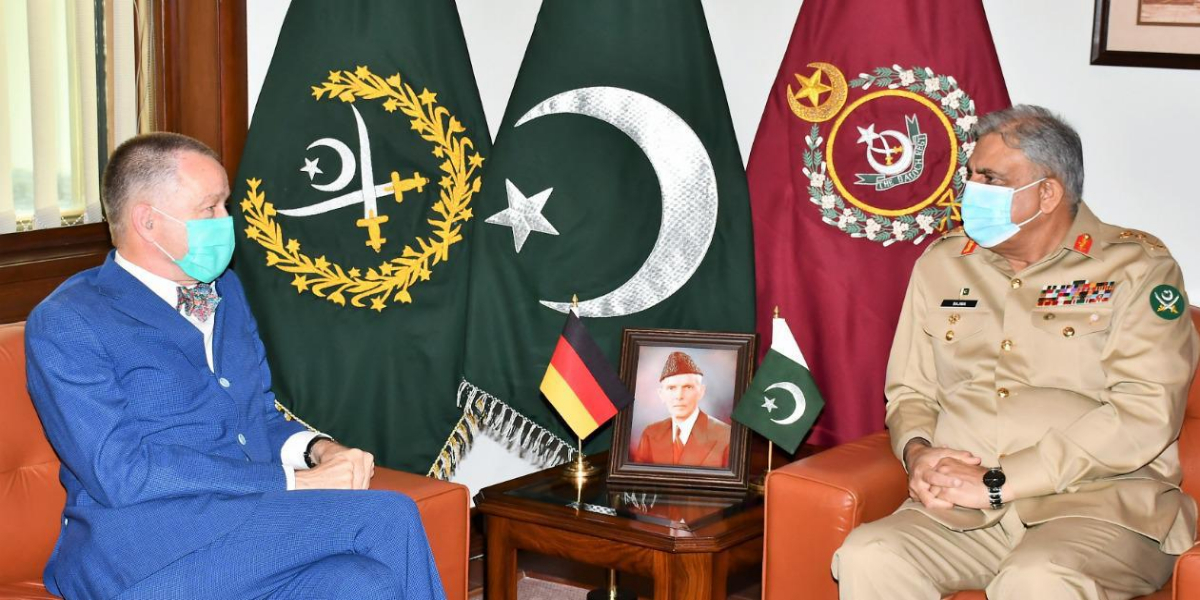 Germany, Pakistan Renew Pledge To further Enhance Bilateral Relations