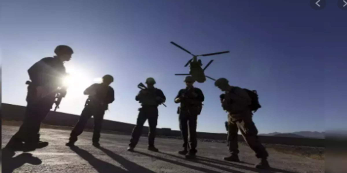 Helicopter Crashes In Afghanistan, Killing 9 Afghan Soldiers