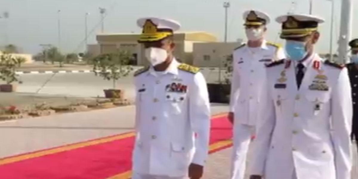Pakistan, UAE Vow To Enhance Naval Cooperation