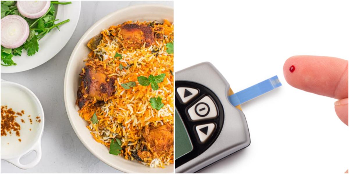 Experts Believe Traditional Pakistani Biryani Causing Diabetes
