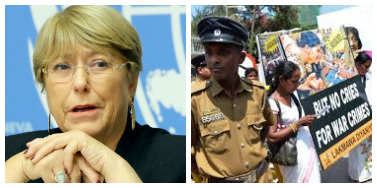 """UN Mandated To Gather Evidence Of """"War Crimes"""" In Sri Lanka"""