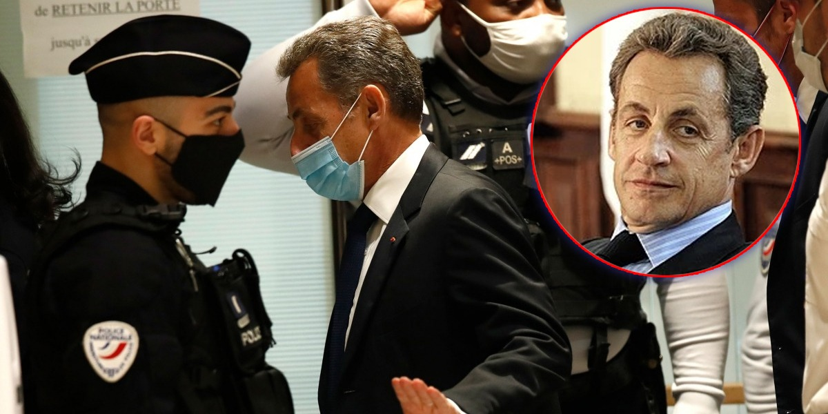 France: Ex-President Sarkozy Gets 3 Years in Prison For Corruption