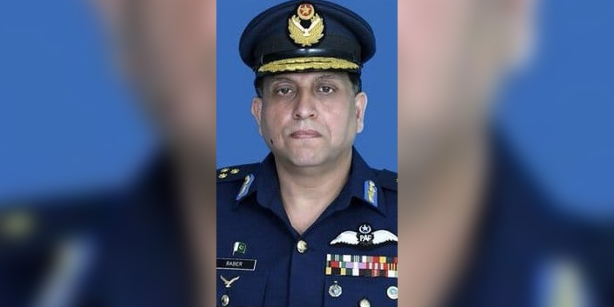 Air Marshal Zaheer Ahmed Babar Appointed New Air Chief
