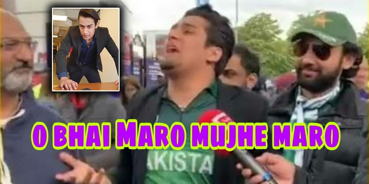 Momin Saqib: He Is Not Just A Random Meme Guy!