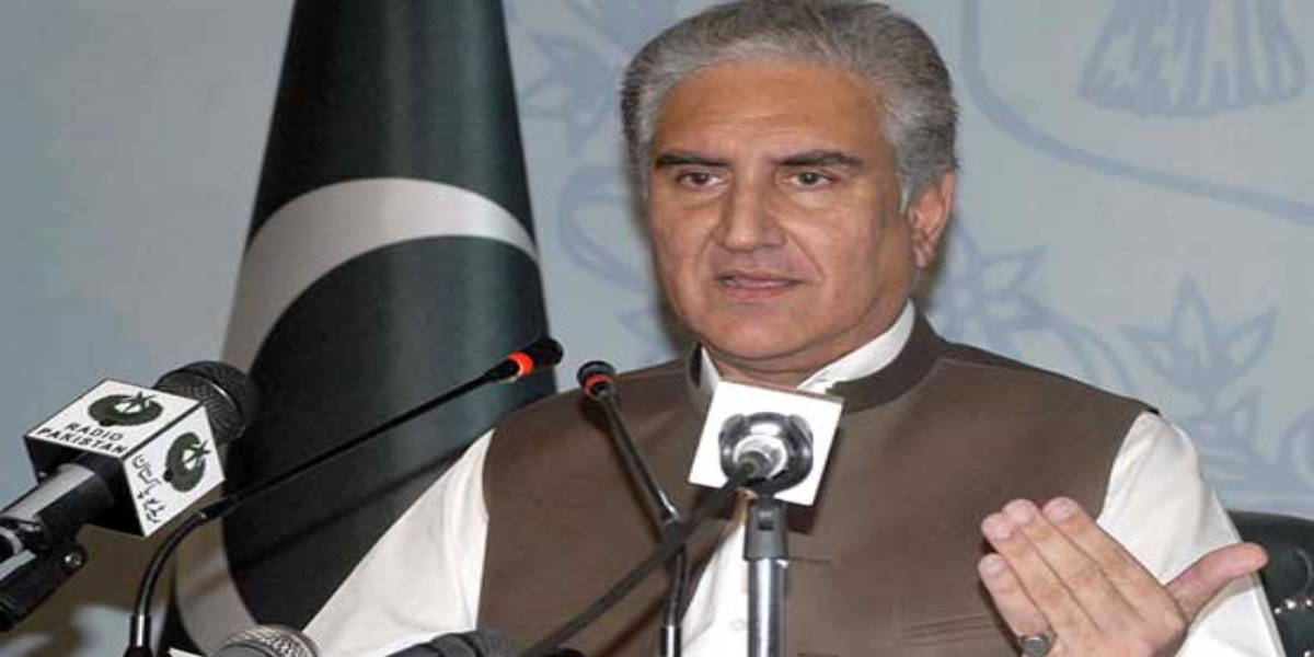 Pakistan Has Decided Not To Be A Part Of Any Regional Conflict: FM