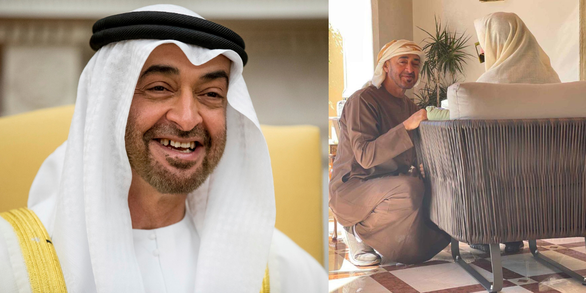 Crown Prince Abu Dhabi