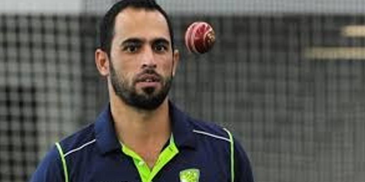 Aussie cricketer fawad Ahmed recovers from covid-19