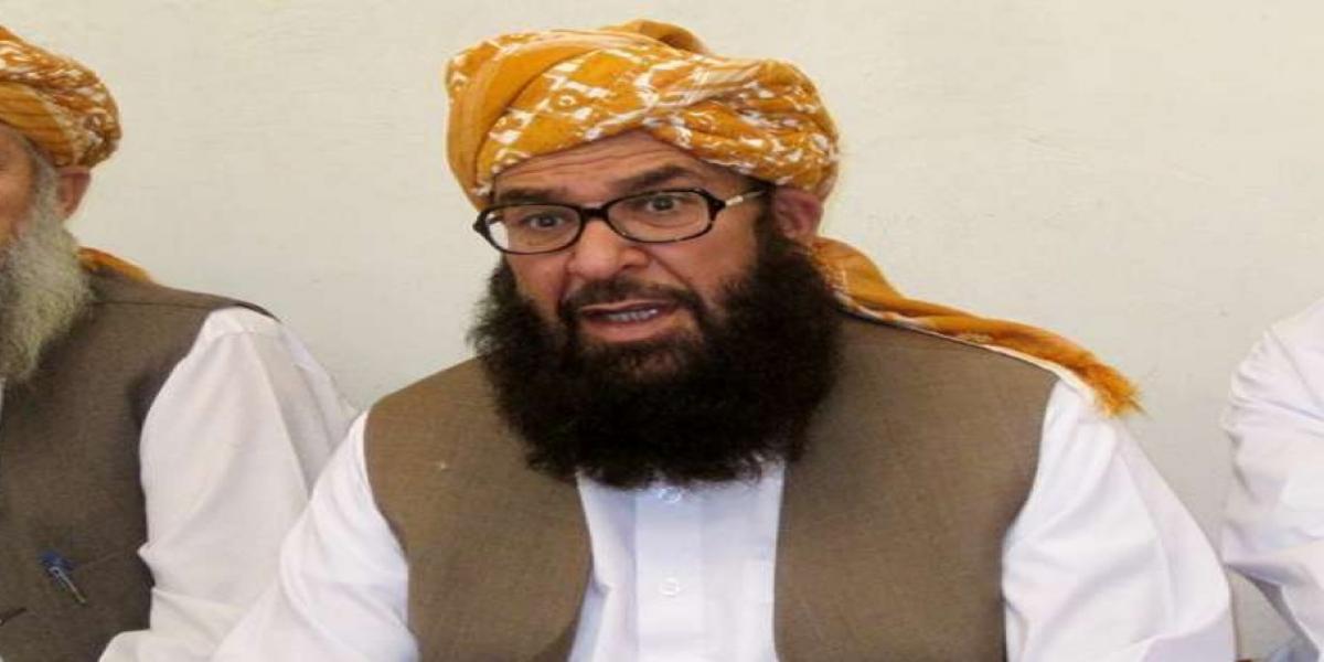 JUI-F leader Abdul Ghafoor Haideri