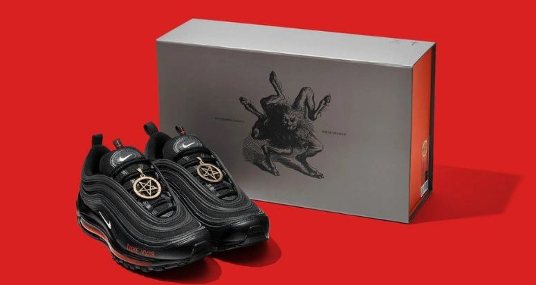 Nike Satan Shoes lawsuit