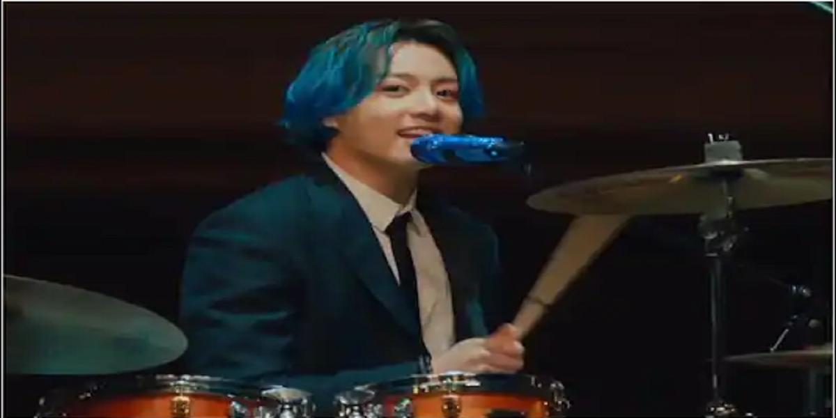 BTS Jungkook drummer Grammy