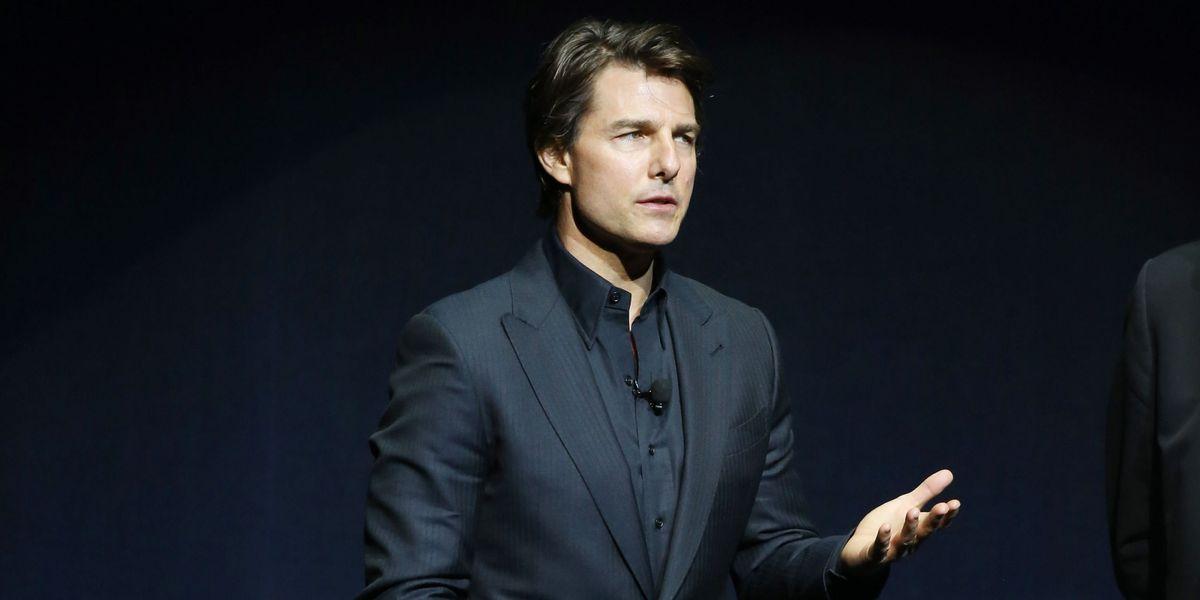 Tom Cruise's doppelgänger