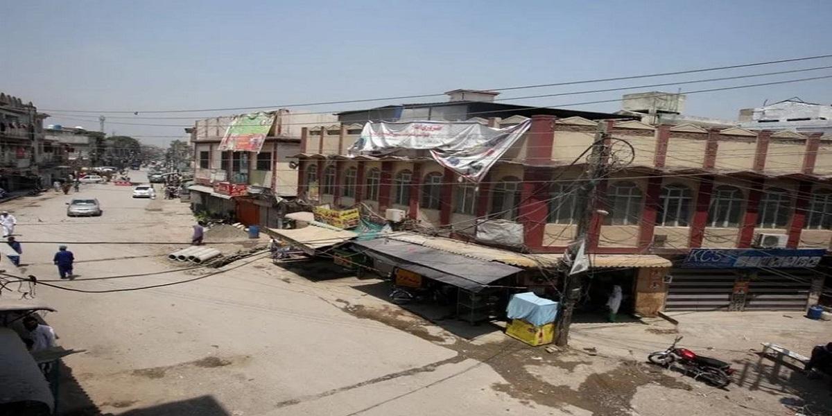 Peshawar lockdown coronavirus