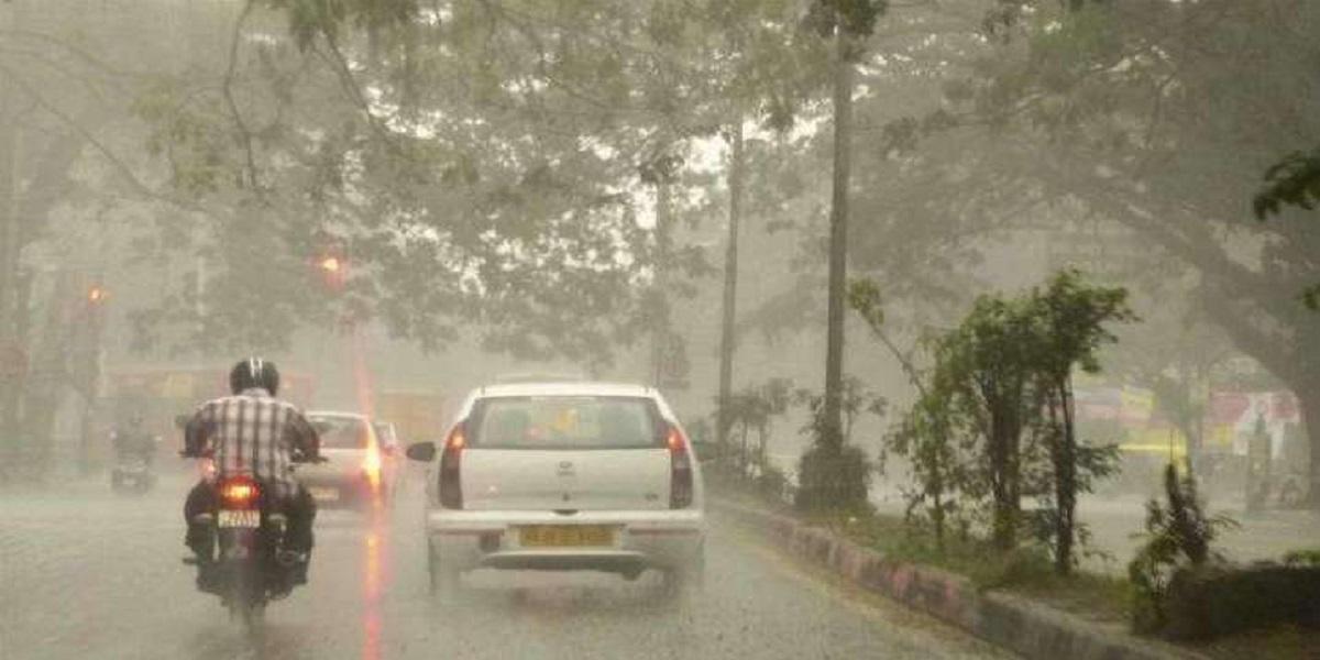 Rain Thunderstorm Pakistan
