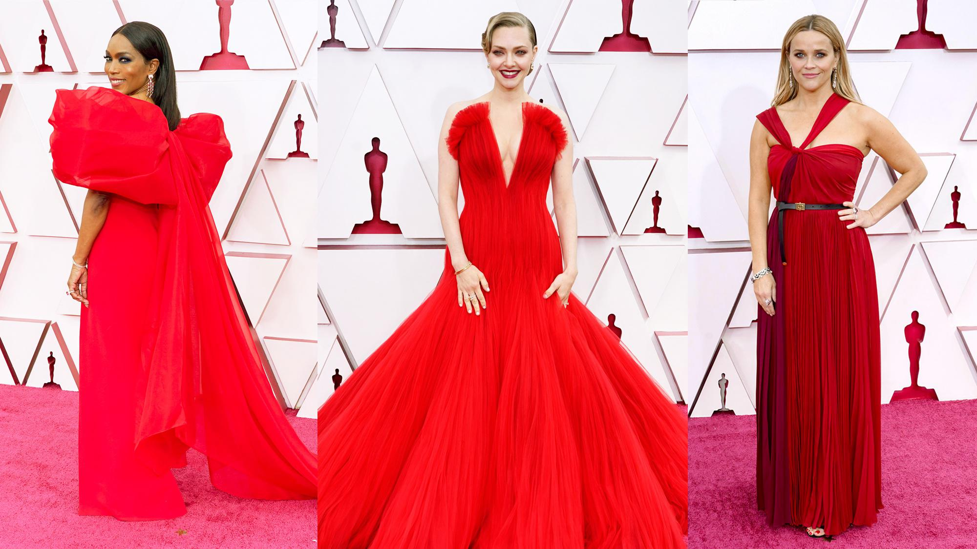 Oscar 2021: Celebrities Fashion looks you might have missed