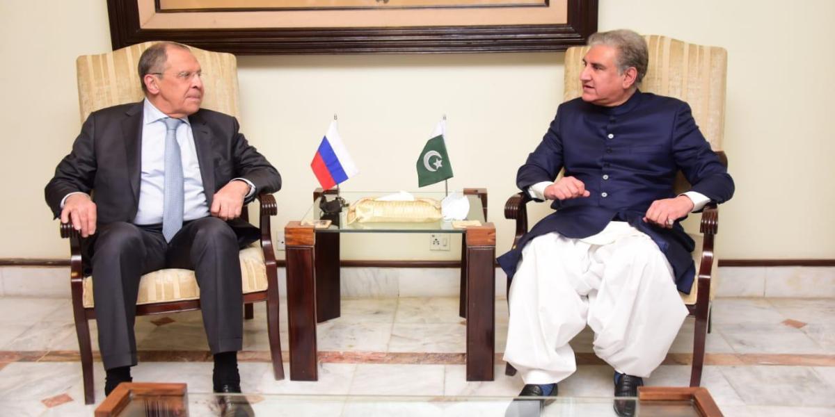 Pakistan Russia ties
