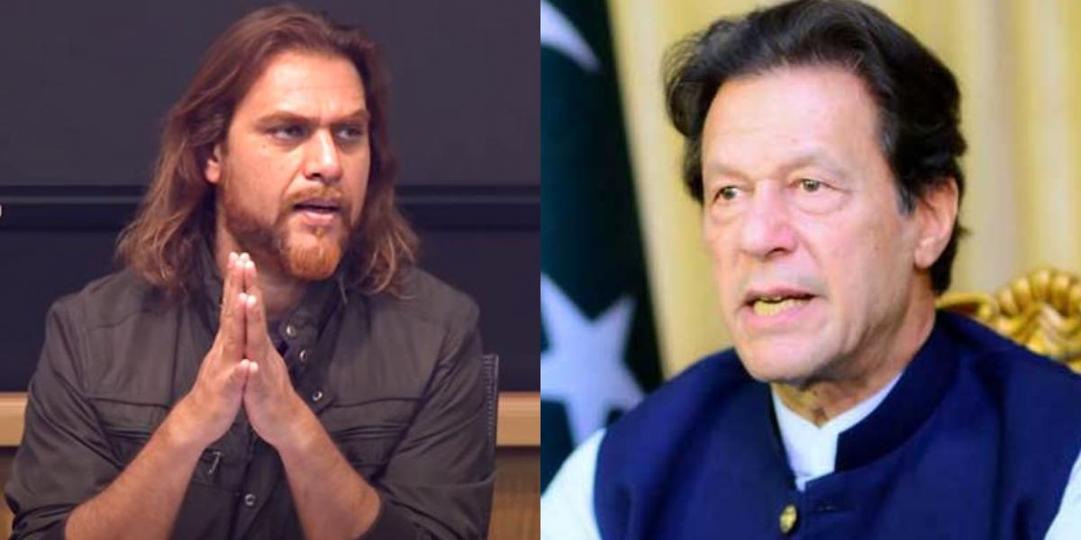 Rohail Hyatt PM Imran Controversy