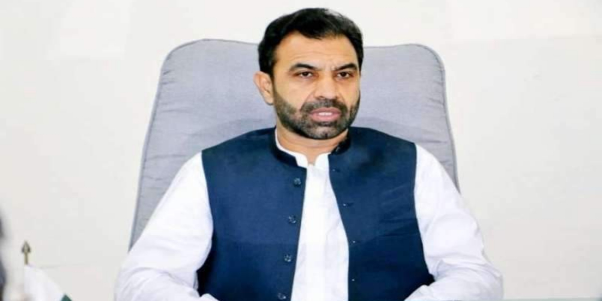 Advisor to KP CM Ziaullah Bangash