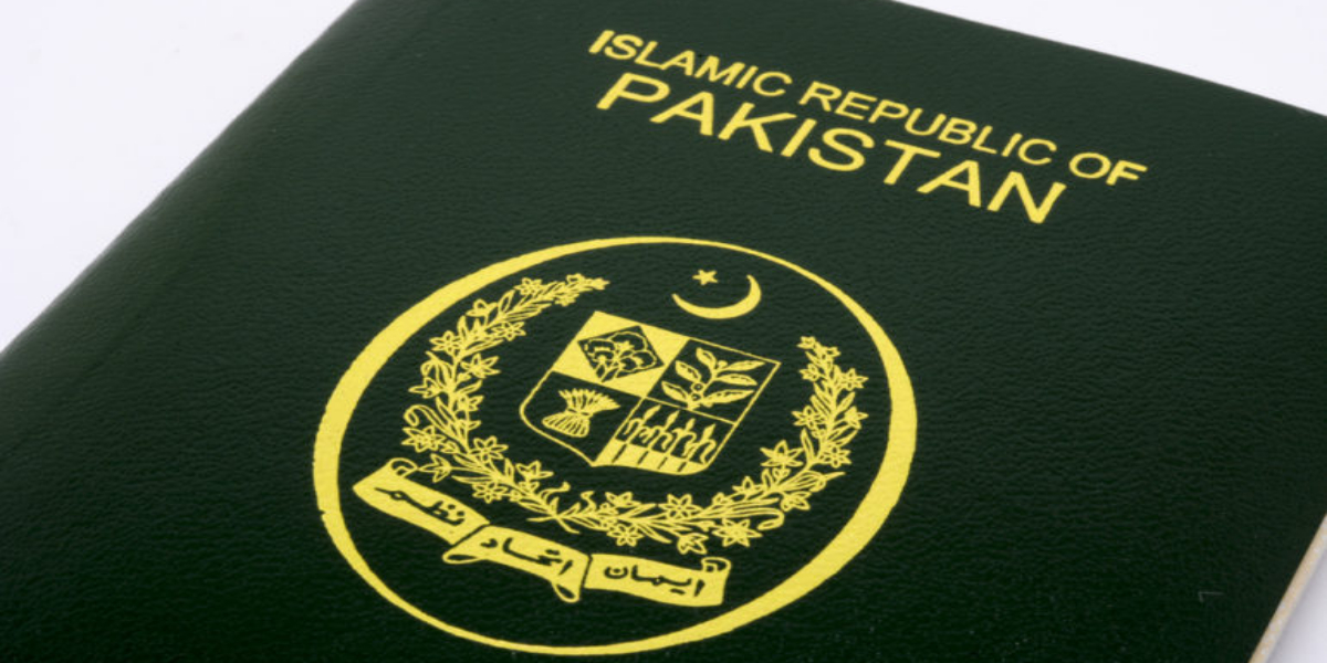 Pakistani passport for UAE