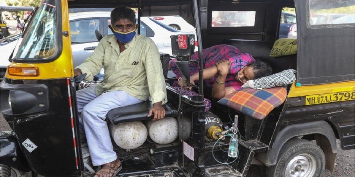 Delhi coronavirus oxygen