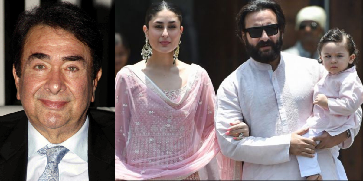 Kareena Kapoor second son picture