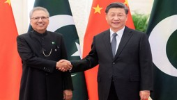 'The 70-year-old friendship between China and Pakistan is rock-solid,' President Xi