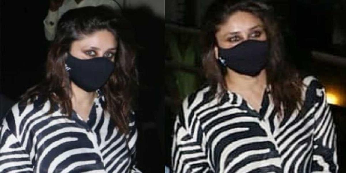 Kareena Kapoor mask