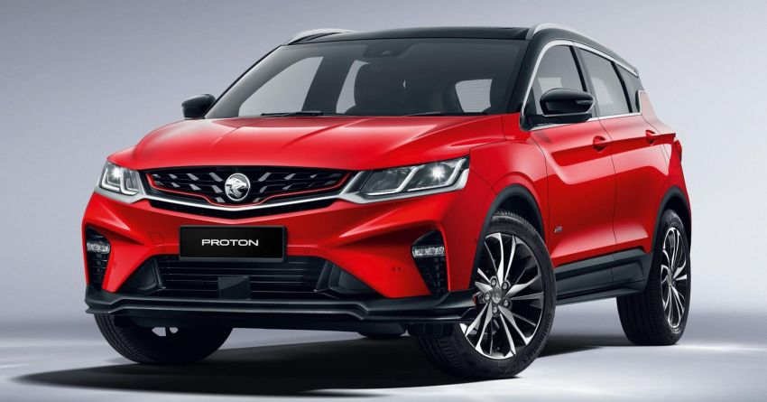 Proton X50 SUV to Launch in Pakistan
