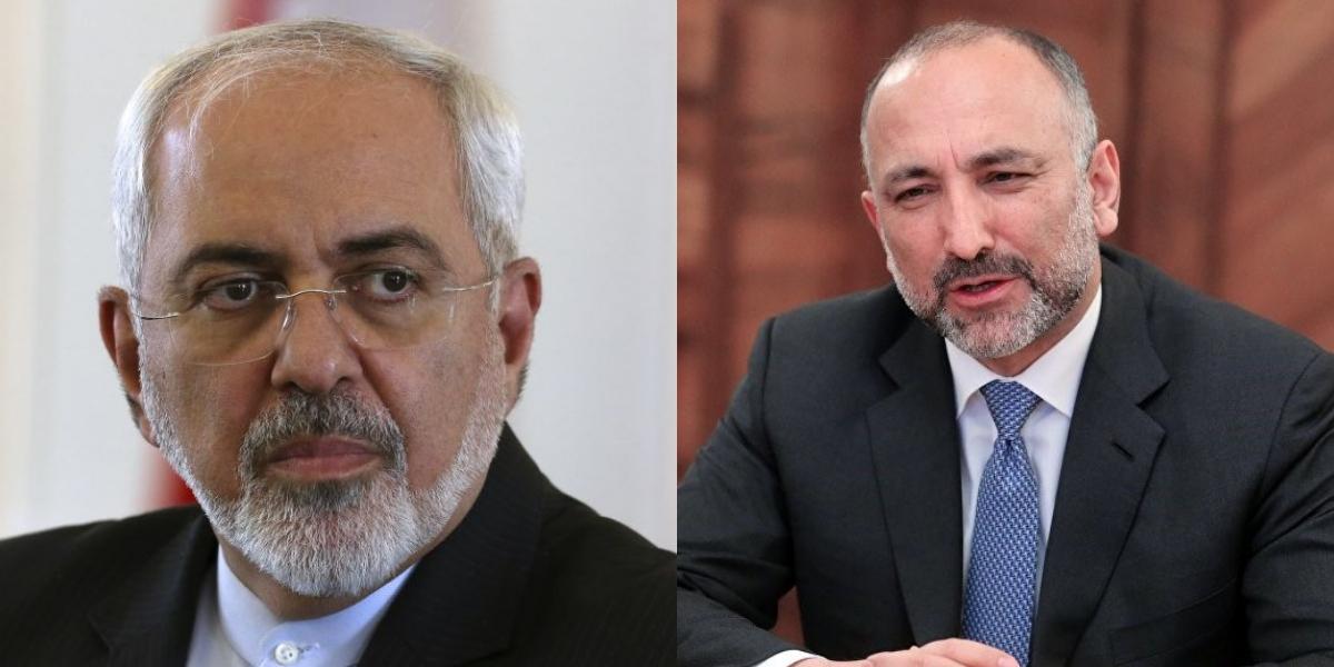 Javad Zarif Afghan Counterpart