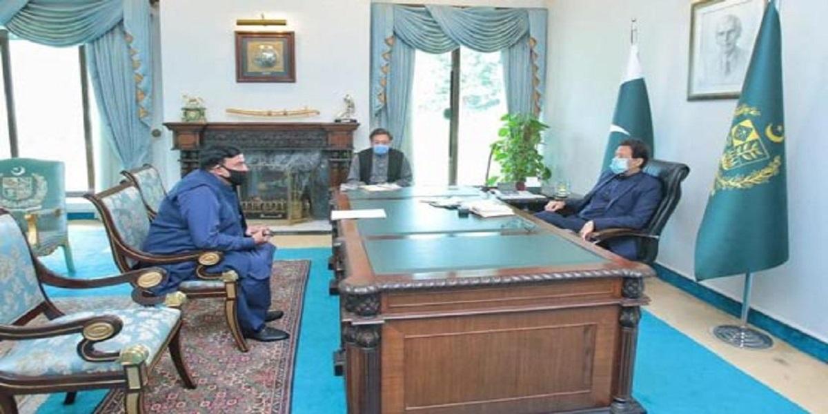 Sheikh Rasheed PM Khan