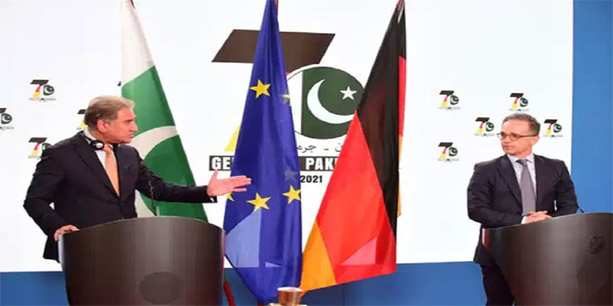 Pakistan wishes more economic linkages with Germany: FM Qureshi
