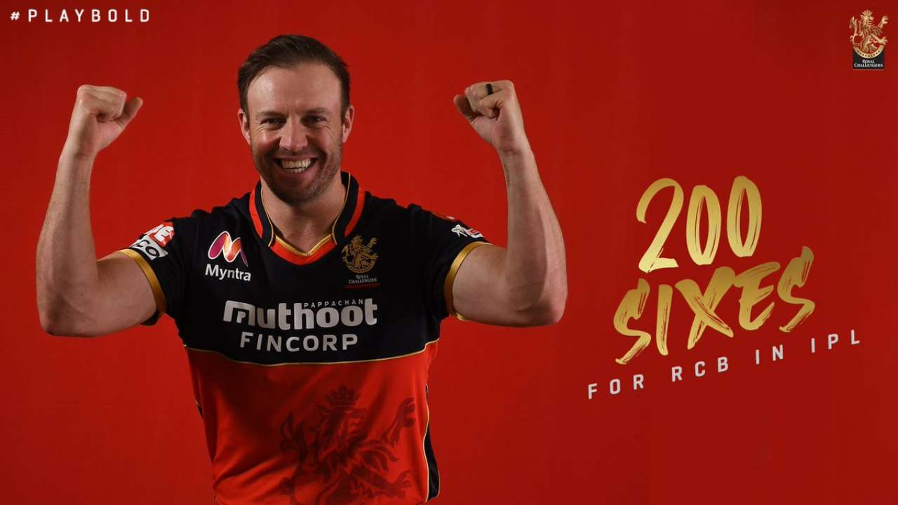 IPL: AB De Villiers Plays In RCB Defeating DC And Reaching The Top