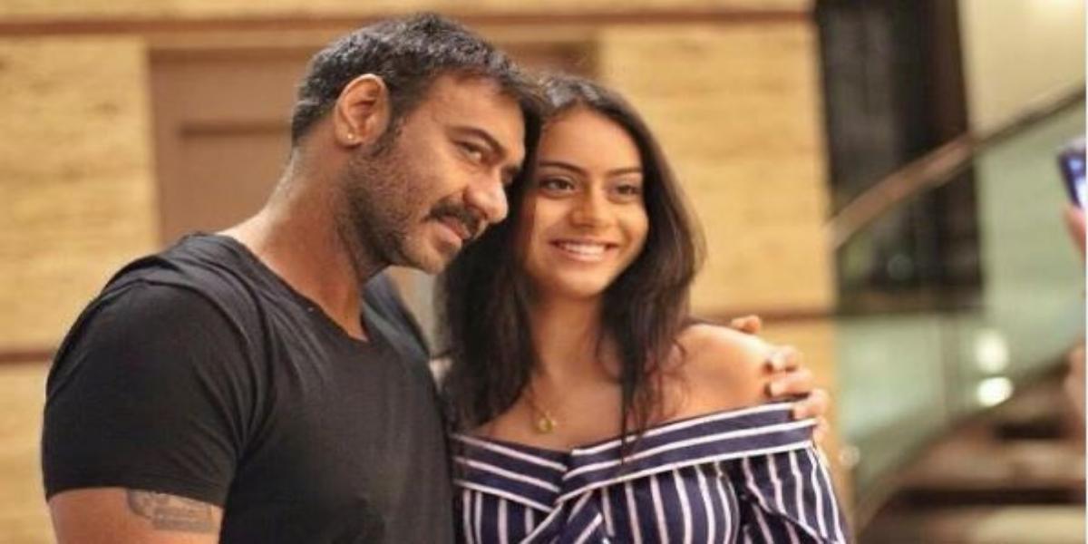 Ajay Devgn daughter Nysa