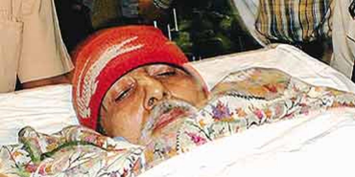 Amitabh Bachchan suicide